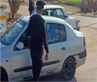 تحرير 6557 مخالفة مرورية على الطرق السريعة