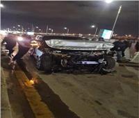 تحقيقات موسعة في حادث عمرو أديب وبدء تفريغ كاميرات المراقبة