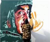 فيديو| «شارع الفن».. جرافيتي النجوم يزين مدينة شرم الشيخ
