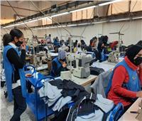 غرفة صناعة الملابس: نسعى لحل مشكلات القطاع مع التأمينات الاجتماعية