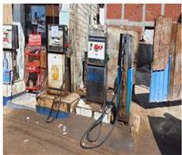 مدير محطة وقود يستولى على المواد البترولية المدعمة لبيعها في السوق السوداء