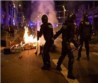 القبض على 15 شخصاً بتظاهرات احتجاجية على حبس مغني راب إسباني