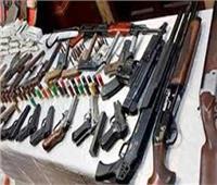 تجديد حبس 3 متهمين بحيازة أسلحة نارية بدون ترخيص