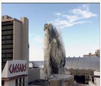 تفجير مبنى «ترامب بلازا» للقمار في أتلانتيك سيتي