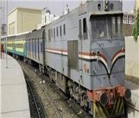«السكة الحديد» تكشف تفاصيل السيطرة على حريق قطار ركاب السويس