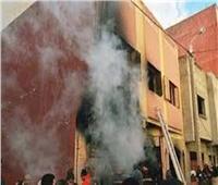 3 سيارات إطفاء للسيطرة على حريق شقة سكنية بقليوب
