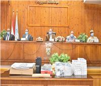 محافظ أسيوط: الإسراع في منظومة تقنين أراضي الدولة وإزالة التعديات