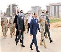 الرئيس السيسي: العاصمة الإدارية هي إعادة صياغة الدولة المصرية | فيديو
