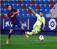 أتلتيكو مدريد يتعادل مع ليفانتي ويواصل تصدره للدوري الإسباني | فيديو