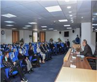 محافظ الإسكندرية: إنهاء ٨٠ ٪ من تطوير ٧ مناطق عشوائية|صور