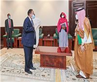 قطان خلال زيارته للسودان: السعودية تدعم الأمن المائي للدول العربية