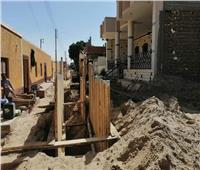 الانتهاء من «جسات التربة» لاستكمال إنشاء كوبري «المضيق» بأسوان