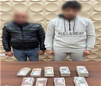 ضبط تشكيل عصابي تخصص في سرقة رواد البنوك بمدينة البدر