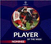محمد صلاح ينافس مبابي وهالاند على جائزة لاعب الأسبوع بدوري أبطال أوروبا