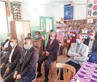 «تعليم الوادي الجديد» تستعد لامتحانات الفصل الدراسي الأول
