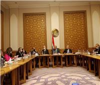 «السيسي» يوجه رسالة لـ«منتدى أسوان 2».. ووزير الخارجية يفتتحه أول مارس| صور