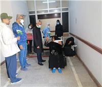 بينهم مسنة.. خروج 3 حالات من مستشفى «عزل» قنا العام