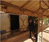 «عمرها 113 عام ».. تحويل أقدم محطة قطار بالوادي الجديد لمزار سياحي