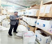 «التموين» تحيل مخالفات أوكازيون وهمي وغش العلامة التجارية للتحقيق