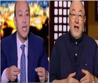 خالد الجندي لعمرو أديب: أعدائك لا يحبون الوطن | فيدو