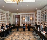وزير البترول ونظيرته الأردنية يستعرضان المشروعات المشتركة