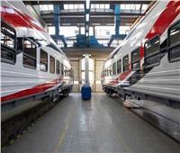 3 دفعات.. «السكة الحديد»: وصول 39 عربة قطارات جديدة أول مارس