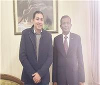 حوار| سفير سريلانكا بالقاهرة: نتعلم من التجربة المصرية لجذب السائحين