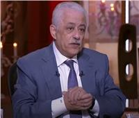 وزير التعليم: مافيا دولية وراء رفض «الدمج بين الامتحانات»