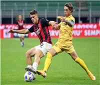 مباراة ميلان وسرفينا زفيزدا في الدوري الأوروبي | بث مباشر