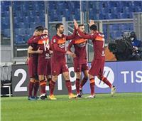 مباراة سبورتينغ براجا وروما في الدوري الأوروبي   بث مباشر