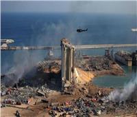 تظاهر عائلات ضحايا انفجار مرفأ بيروت احتجاجا على تنحية قاضي التحقيق