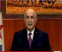 عبد المجيد تبون: إطلاق «لقاح كورونا» من الجزائر بعد 7 أشهر