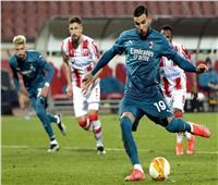 ميلان يتعادل بصعوبة مع النجم الأحمر في الدوري الأوروبي