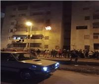 حريق بشقة سكنية في مساكن «شباب طنطا».. دون إصابات