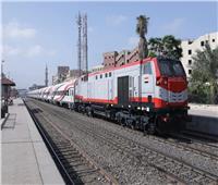 حركة القطارات| التأخيرات بين طنطا والمنصورة ودمياط .. السبت