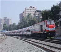 حركة القطارات| 35 دقيقة متوسط التأخيرات بين قليوب والزقازيق والمنصورة