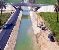 فيديو| تبطين الترع.. مشروع قومي يوفر 5 مليارات متر مياه