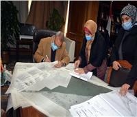 محافظ القليوبية يعتمد المخطط التفصيلي لـ65 قرية ببنها وقليوب