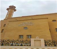 جابر طايع يفتتح مسجد الشهيد أحمد حسن الجنيدي بالمقطم