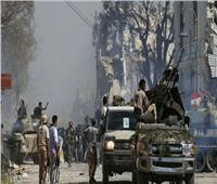 معركة بالأسلحة النارية في وسط مقديشو ..والحكومة تغلق الشوارع