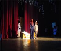 عرض «مدينة العجائب» على مسرح قصر ثقافة الزقازيق..صور