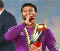 «كاف» يختار «صدة» محمد الشناوي ضمن الأفضل بدوري الأبطال