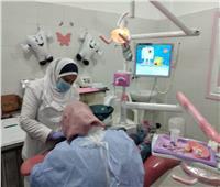 يوم في حب مصر.. توقيع الكشف الطبي المجاني على 110 طفل بالبحيرة