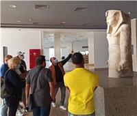 متحف شرم الشيخ يستقبل شباب كنيسة السمائيين| صور