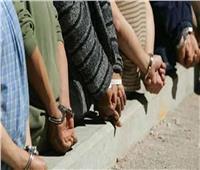 سقوط 7 أشخاص بحوزتهم أسلحة نارية في أسوان
