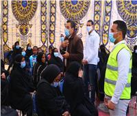 انطلاق فعاليات مبادرة «حماية»لدعم القرىالأكثر احتياجا فى أسوان
