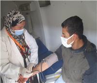 توقيع الكشف الطبي على 1178 مواطنًا بالمجان ببني سويف