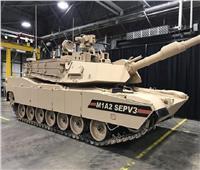 شاهد  الإصدار الأكثر فتكًا من دبابة «M1 Abrams» متعددة الأغراض