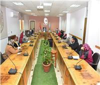 جامعة سوهاج تكافح الإدمان تحت مظلة مبادرة الرئيس «حياة كريمة»