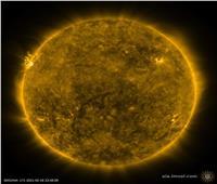 فلكية جدة: ظهور بقع شمسية جديدة اليوم